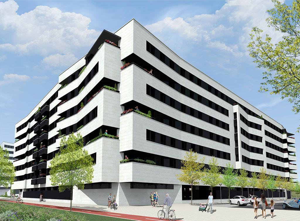 pisos en venta residencial san miguel logroño